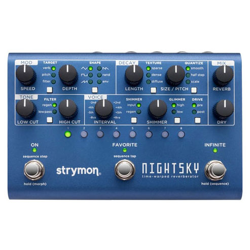 STRYMON ストライモン / NIGHTSKY【リバーブ】