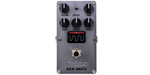 VOX ボックス / VALVENERGY SILK DRIVE【Nutube搭載 アンプシミュレーター】
