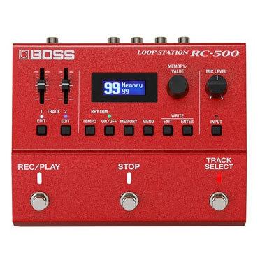 BOSS ボス / RC-500 Loop Station【ルーパー】【BOSS 500シリーズ】