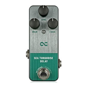 One Control ワンコントロール / SEA TURQUOISE DELAY 新デザイン【ディレイ】