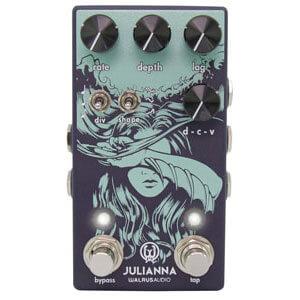 Walrus Audio ウォルラスオーディオ / Julianna Deluxe【コーラス】【ビブラート】