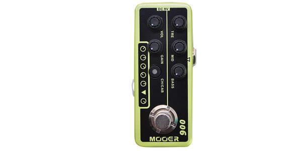 MOOER ムーアー / Micro PreAMP 006【プリアンプ】