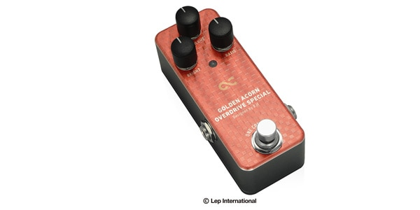 One Control ワンコントロール / GOLDEN ACORN OVERDRIVE SPECIAL【オーバードライブ】