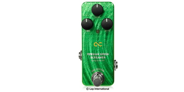 One Control ワンコントロール / PERSIAN GREEN SCREAMER【オーバードライブ】