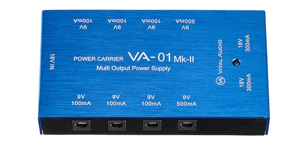 VITAL AUDIO バイタルオーディオ / POWER CARRIER VA-01 MKII【パワーサプライ】