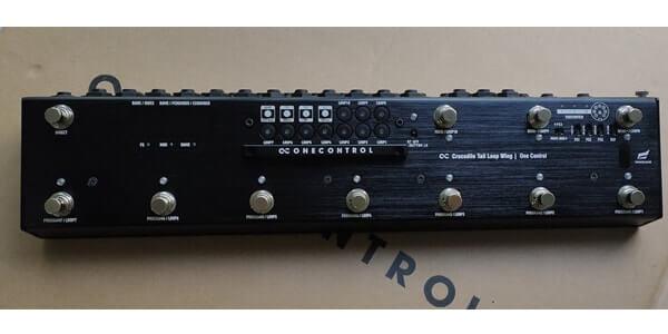 One Control ワンコントロール / Crocodile Tail Loop Wing OC10W【プログラマブル・スイッチャー】
