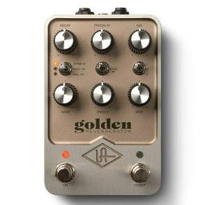 Universal Audio ユニヴァーサル オーディオ / Golden Reverberator【リバーブ】【UAFX】