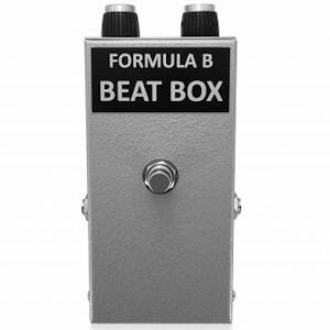 Formula B Elettronica フォーミュラビー エレットロニカ / BEAT-BOX【ファズ】