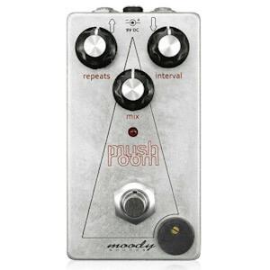 Moody Sounds ムーディーサウンズ / Mushroom Echo V2【ディレイ】