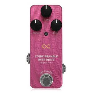One Control ワンコントロール / STONE BRAMBLE OVER DRIVE【オーバードライブ】