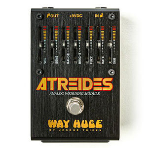WAY HUGE ウェイヒュージ / ATREIDES ANALOG WEIRDING MODULE WHE900【アナログシンセサイザー】