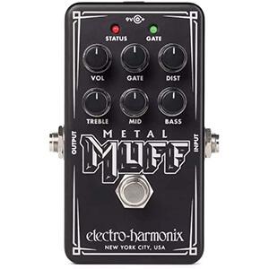Electro Harmonix エレクトロ・ハーモニックス / Nano Metal Muff【ディストーション】
