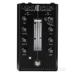 Gamechanger Audio ゲームチェンジャーオーディオ / LIGHT PEDAL【アナログ光学式スプリングリバーブ】
