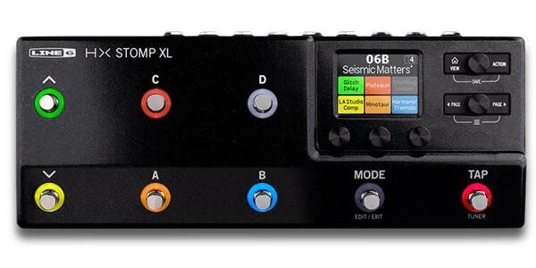 Line6 ライン6 / HX Stomp XL【アンプ・エフェクトプロセッサー】