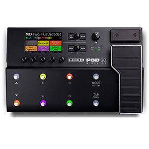 Line6 ライン6 / POD Go Wireless【ギター用マルチエフェクター】