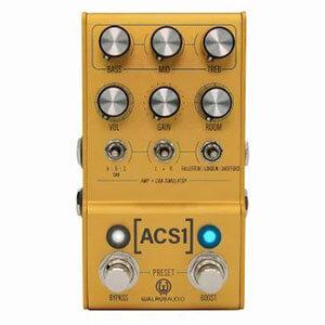 Walrus Audio ウォルラスオーディオ / ACS1 Amp + Cab Simulator【アンプ&スピーカーキャビネットシミュレーター】