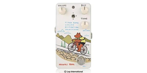 Animals Pedal アニマルズペダル / Tioga Road Cycling Distortion【ディストーション】