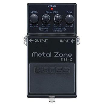 BOSS ボス / MT-2-3A Metal Zone 30th Anniversary【メタルゾーン】【ディストーション】