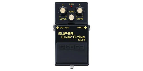 BOSS ボス / SD-1-4A SUPER Over Drive 40th Anniversary【オーバードライブ】