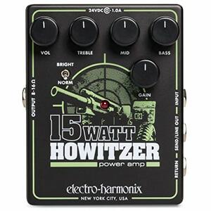 ELECTRO HARMONIX エレクトロハーモニックス / 15 WATT HOWITZER GUITAR AMP/PRE AMP【プリアンプ】