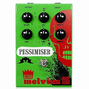 Hilbish Design ヒルビッシュデザイン / PESSIMISER【ディストーション】