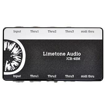 Limetone Audio ライムトーン オーディオ / JCB-4SM Black【ジャンクションボックス】
