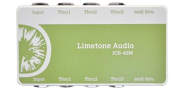 Limetone Audio ライムトーン オーディオ / JCB-4SM Green【ジャンクションボックス】