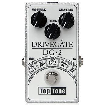 Toptone トップトーン / DriveGate DG-2【ファズ】