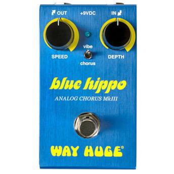 Way Huge ウェイ ヒュージ / WM61 Smalls Blue Hippo【コーラス】