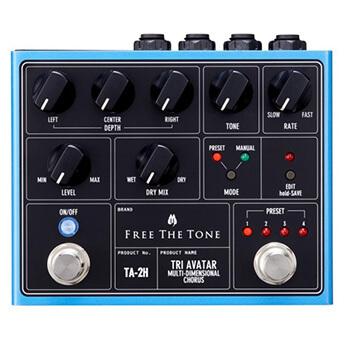 Free The Tone フリーザトーン / TRI AVATAR TA-2H(MULTI-DIMENSIONAL CHORUS)【コーラス】