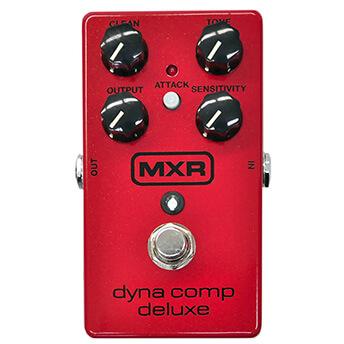 MXR エムエックスアール / M228 Dyna Comp Deluxe ダイナコンプ デラックス【コンプレッサー】