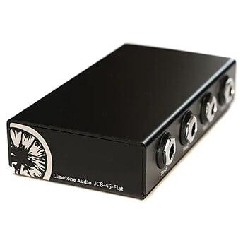 Limetone Audio ライムトーンオーディオ / JCB-4S-Flat【ジャンクションボックス】