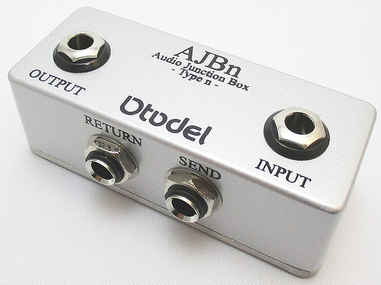 Otodel オトデル / AJBn Audio Junction Box -Type n-【ジャンクションボックス】