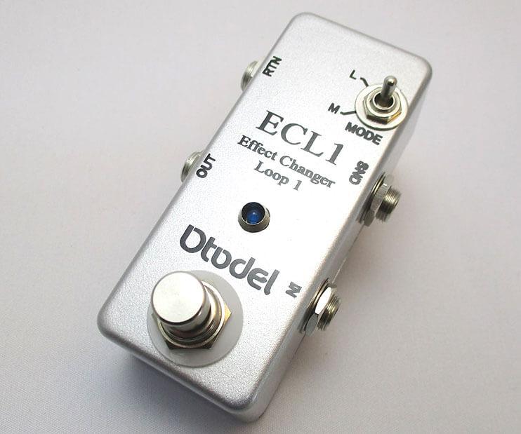 Otodel オトデル / ECL1 Effect Changer Loop 1【1ループスイッチャー】