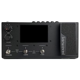 HEADRUSH ヘッドラッシュ / MX5【ギターエフェクトプロセッサー・アンプモデラー】