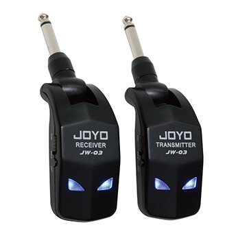 JOYO ジョーヨー / JW-03【ギター・ベース用ワイヤレスシステム】