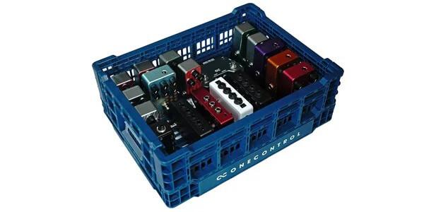 One Control ワンコントロール / エフェクター収納用折りたたみコンテナ 12L