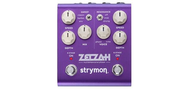 STRYMON ストライモン / ZELZAH【フェイザー】【モジュレーションペダル】